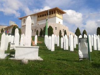 Bosnia's Dervishes in a Spin Over Rebuilt Tekke