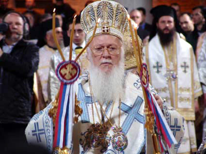Orthodox Christian Leader Upsets Macedonian Church Balkan Insight