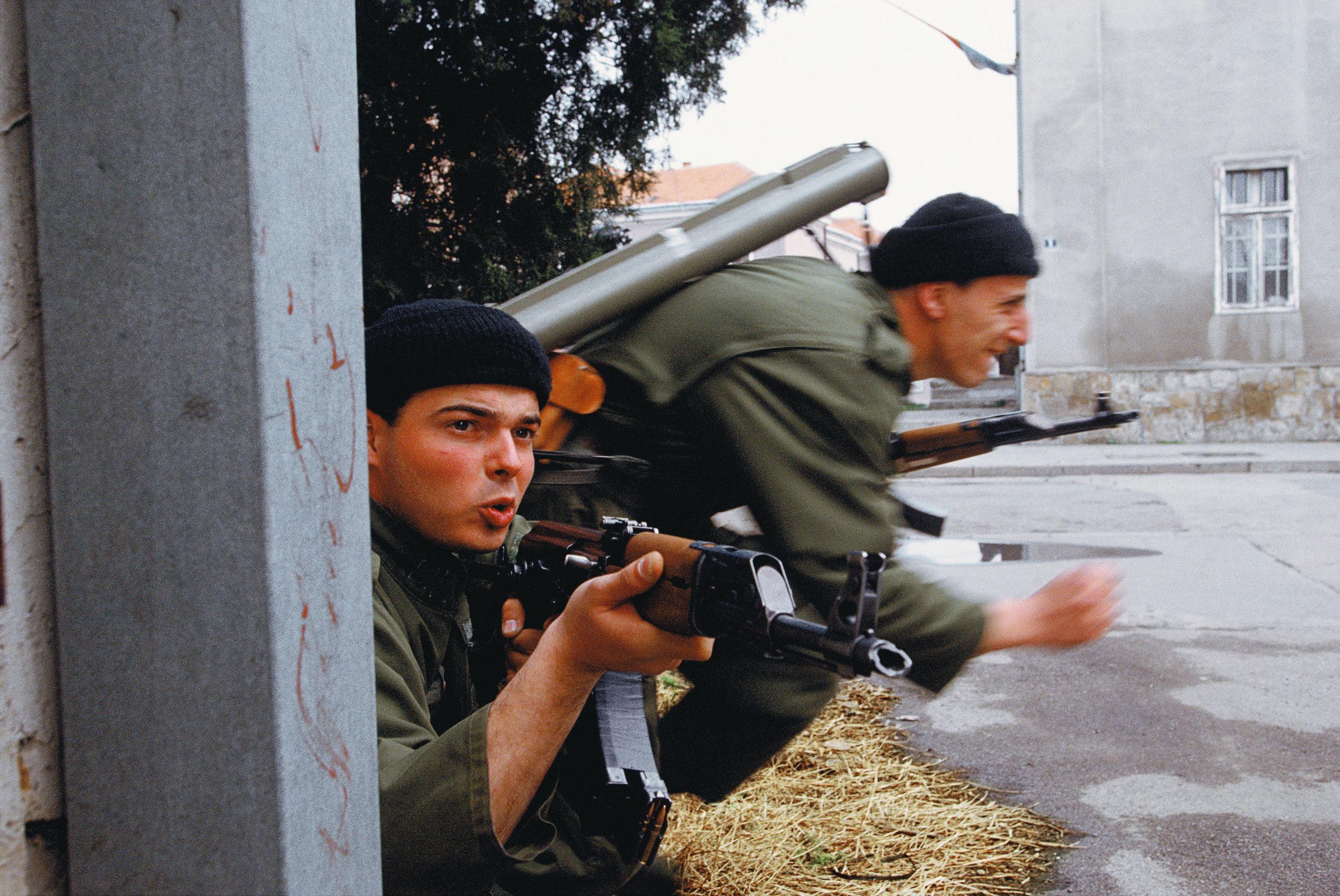 Arkan's Paramilitaries: Tigers Who Escaped Justice | Balkan