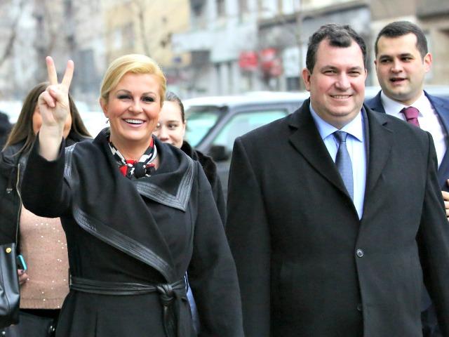 Grabar Kitarovic Wins Race for Croatia Presidency | Balkan