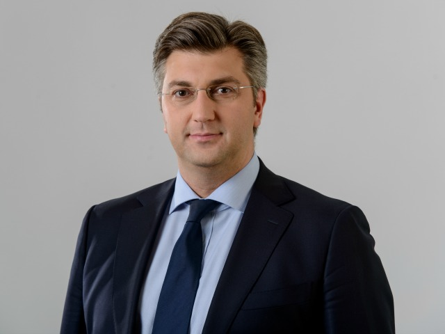 Andrej Plenkovic: Centrist in the Running for Croatia's HDZ ...