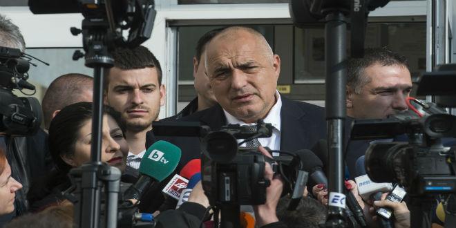Boyko Borisov   Balkan Insight