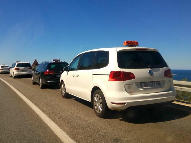 Croatian Taxi Drivers Block Airports In Anti Uber Protest Balkan Insight