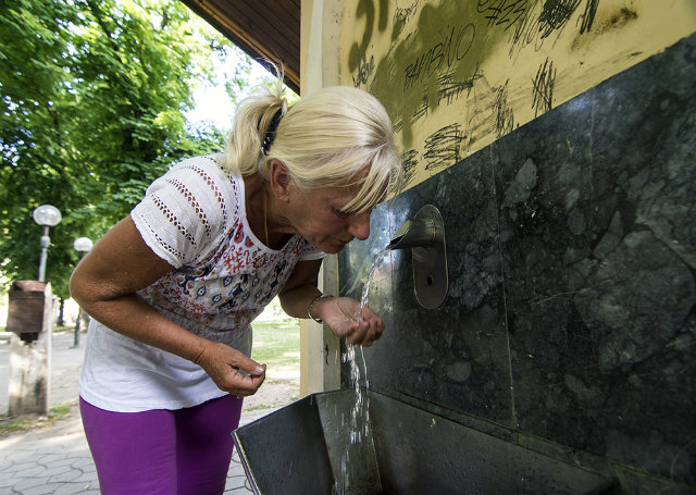 Toxic Taps: Arsenic in Water Stirs Cancer Fears | Balkan Insight