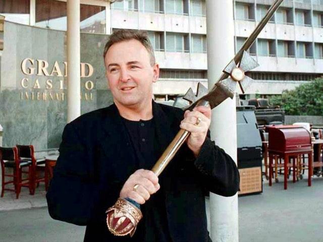Serbian Paramilitary Arkan 'Shot Captive in Head'   Balkan Insight