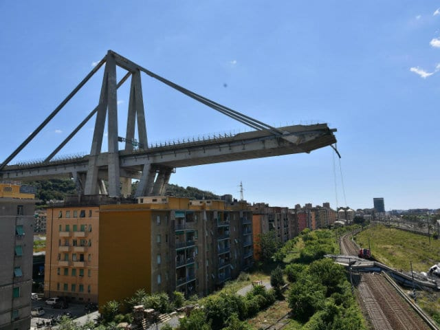 Genoa Bridge Collapse Sparks Safety Concerns in Balkans | Balkan Insight