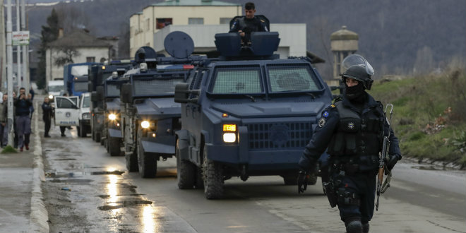 Kosovo Arrests Four in Oliver Ivanovic Murder Investigation