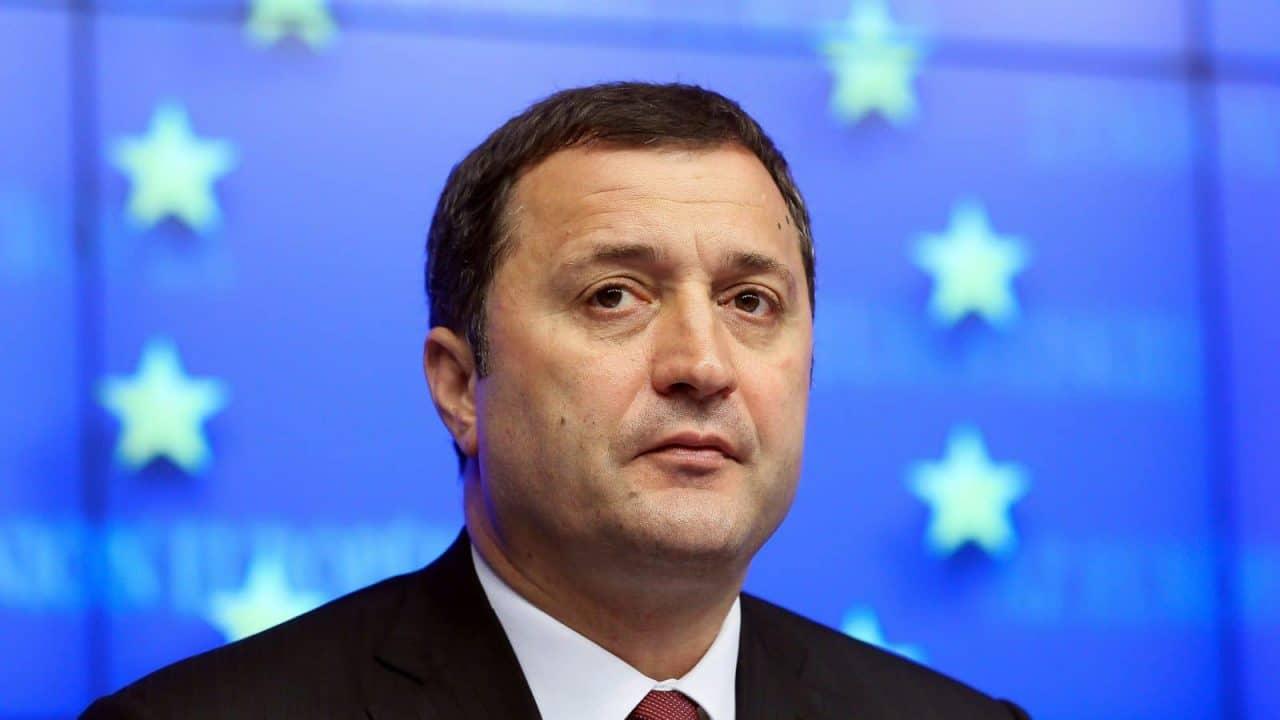 Vlad Filat   Balkan Insight