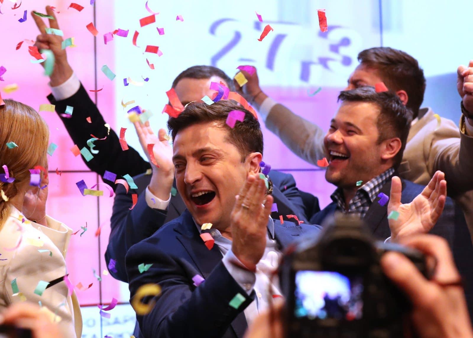 Ukrainians in Balkans Voted for Losing Candidate Poroshenko