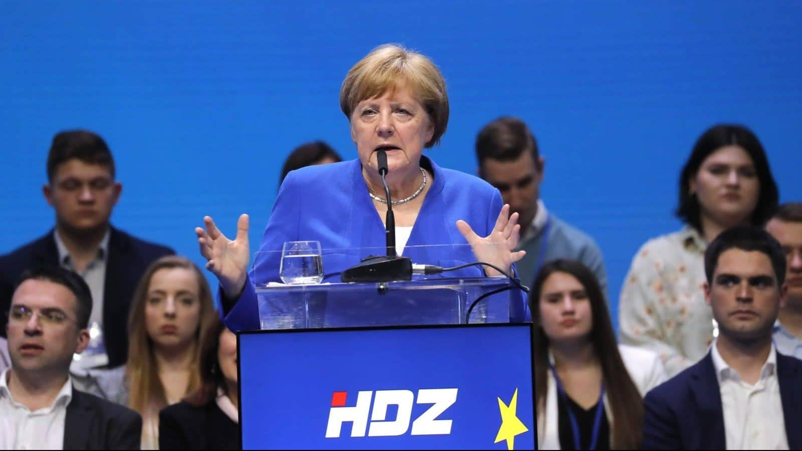 Merkel and Weber Must Reject the Croatian HDZ's Radical Agenda | Balkan Insight