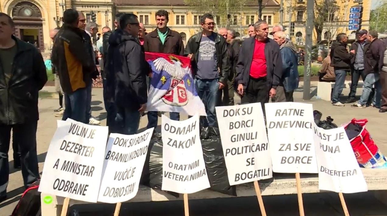 Hoping for Help: Serbia's Disabled War Veterans | Balkan Insight