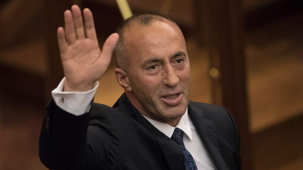 Kosovo's PM Haradinaj resigns after being called to Hague war crimes court