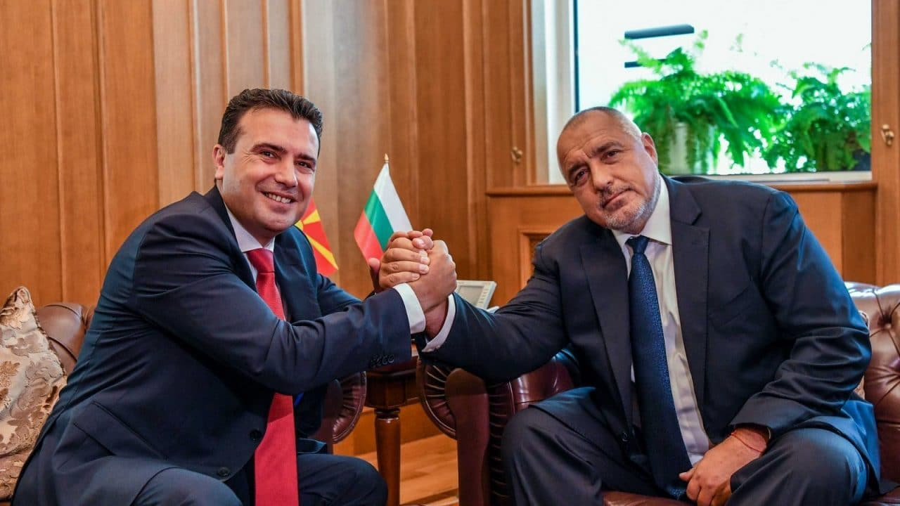 North Macedonia, Bulgaria Celebrate Friendship Treaty Anniversary | Balkan  Insight