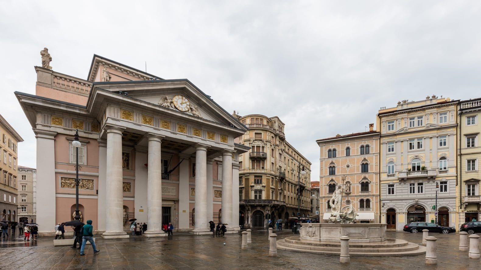 Croatia Protests to Italy Over D'Annunzio Monument in Trieste | Balkan Insight