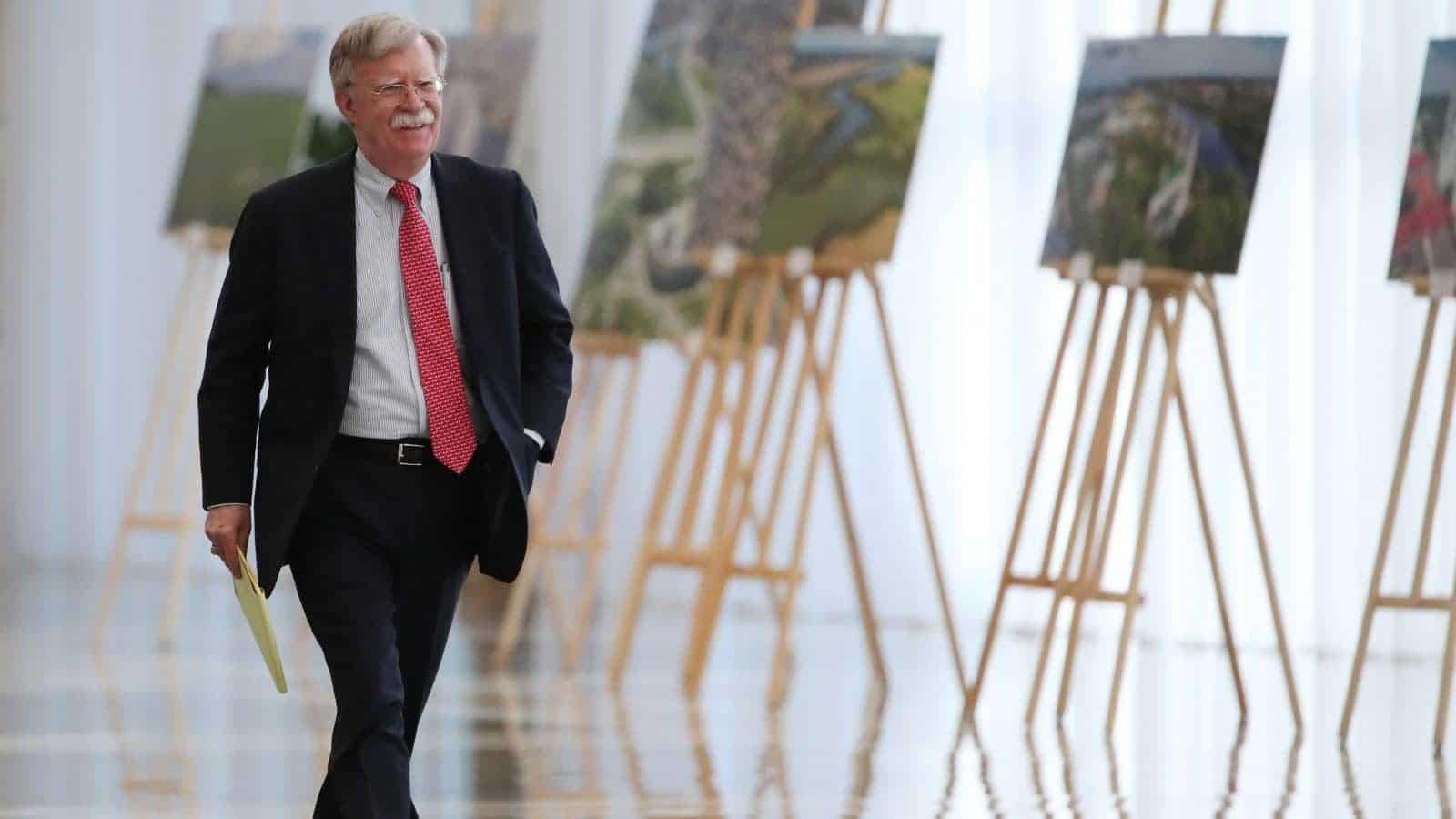 Bolton Sacking Raises Hopes – and Fears – in Balkans | Balkan Insight