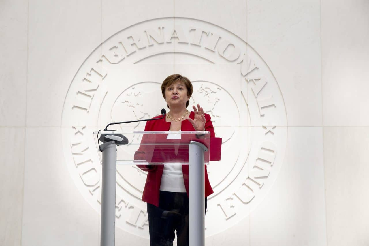IMF Selects Kristalina Georgieva to Serve as Managing Director - Statement