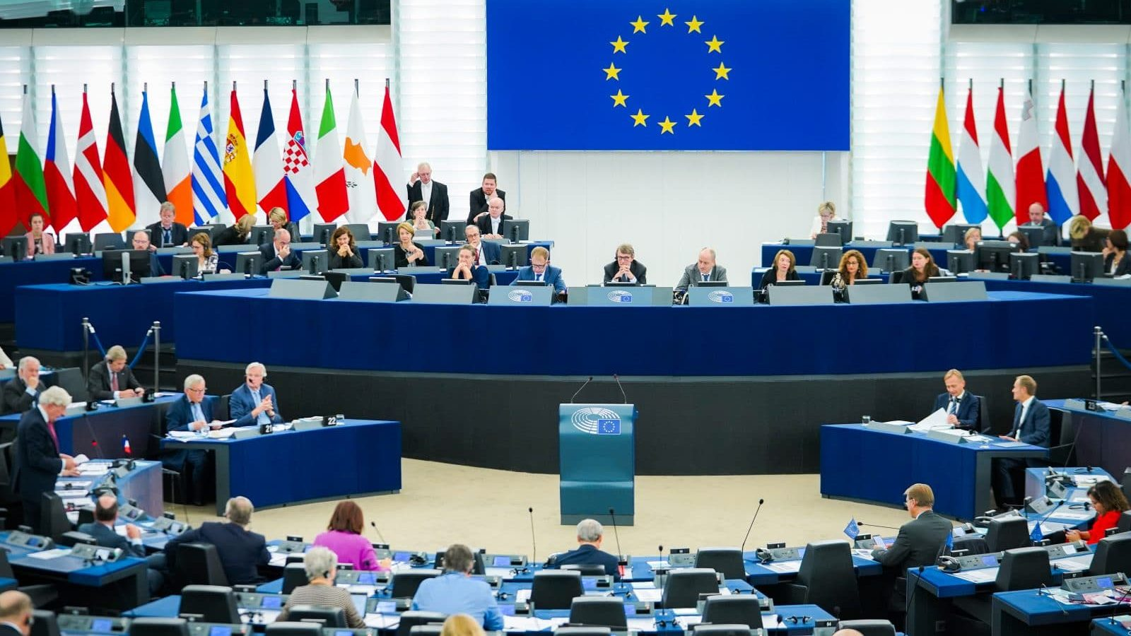 Proposed Euro Parliament Resolution Advocates Balkan Enlargement | Balkan Insight