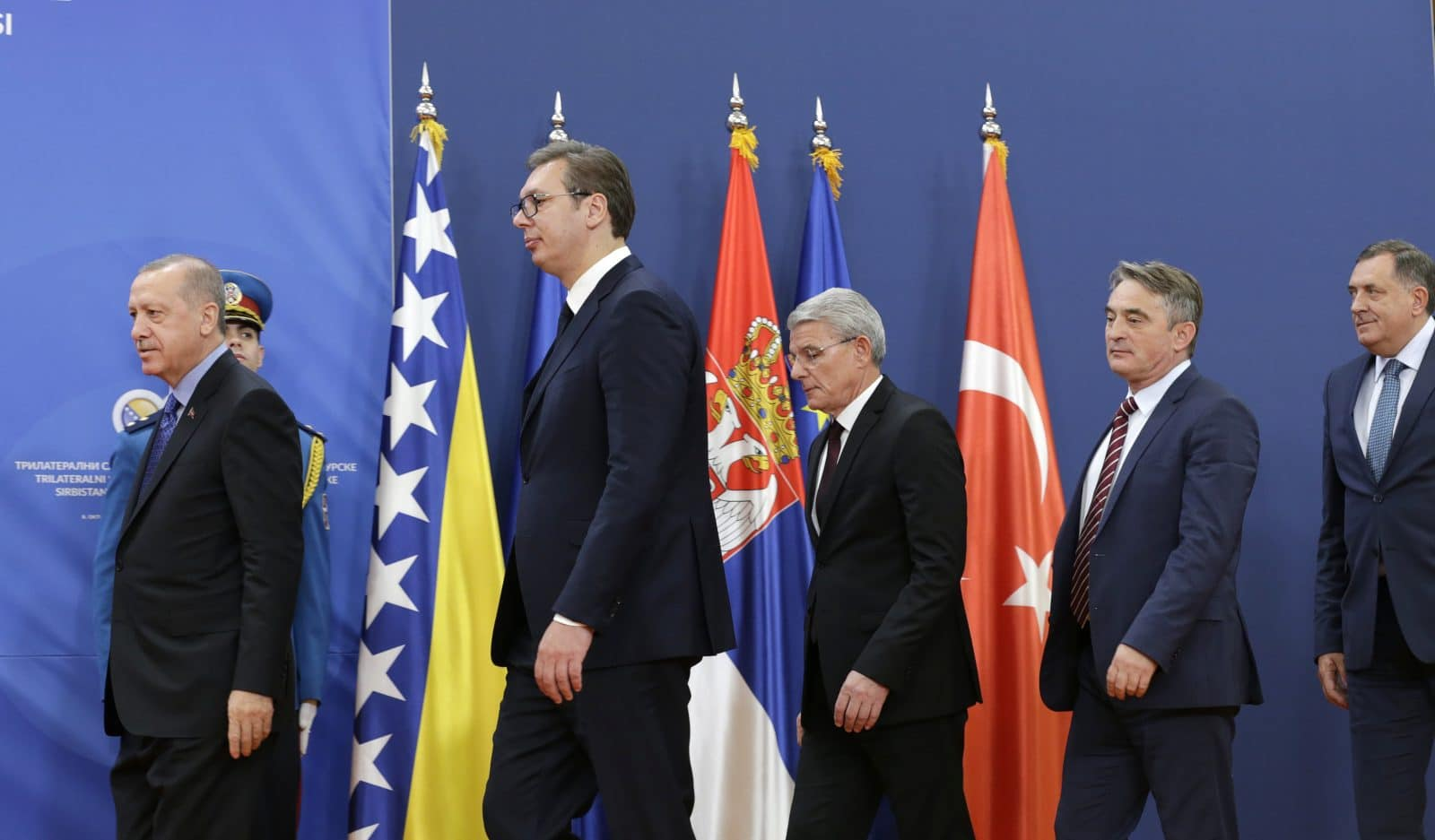 Belgrade-Sarajevo Highway 'to Bring Serbia and Bosnia Closer'   Balkan Insight