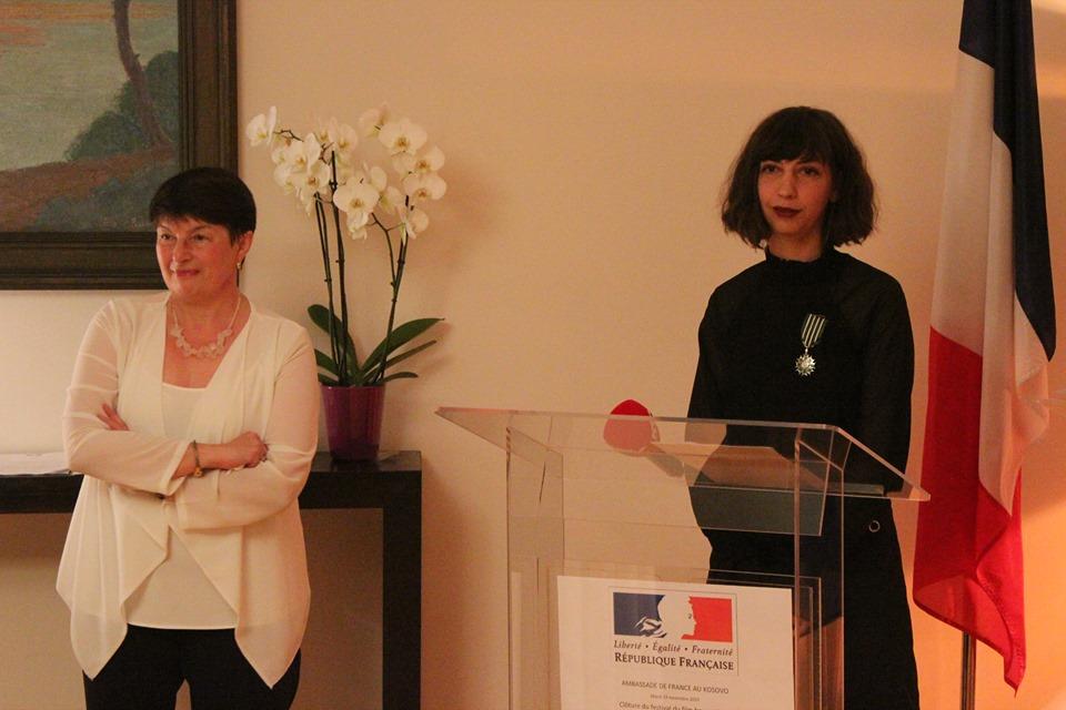 France Gives Kosovo Film Director Top Cultural Award | Balkan Insight
