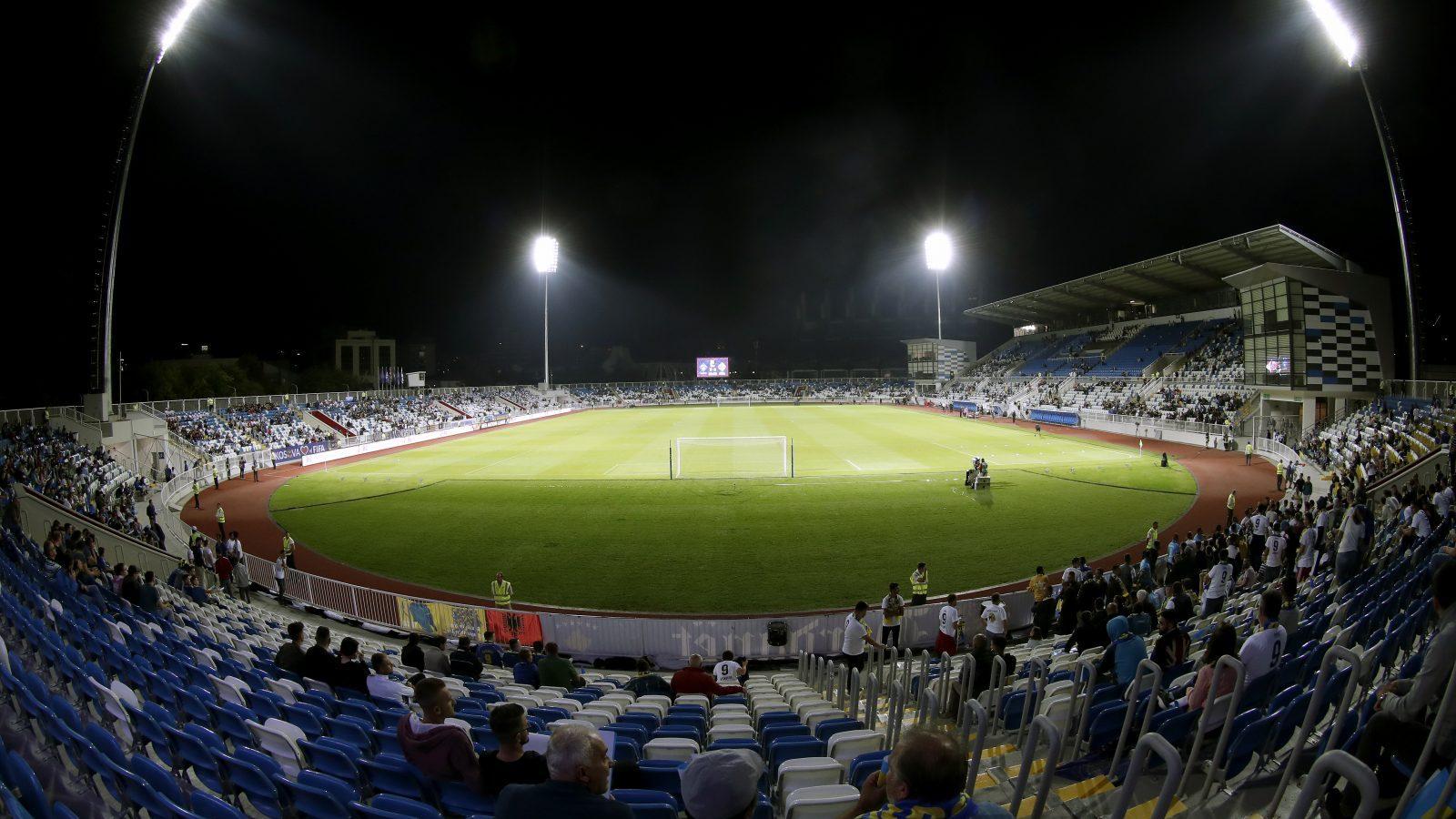Politics in Play in Row over Location of New Kosovo Stadium | Balkan Insight