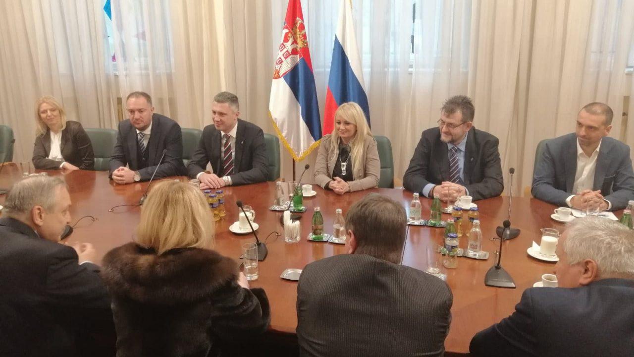 Ukraine Ambassador Blasts Serbia For Hosting Crimean Delegation