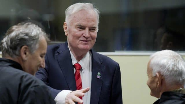 Ratko Mladic's Appeal Against Genocide Conviction Postponed