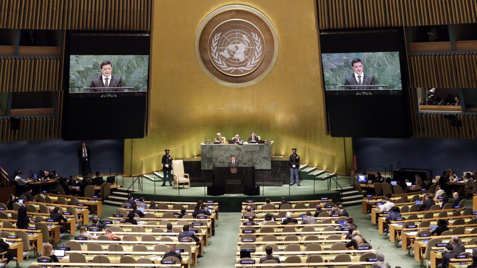 Serbia Backs Russia Over UN Resolution on Crimea | Balkan Insight