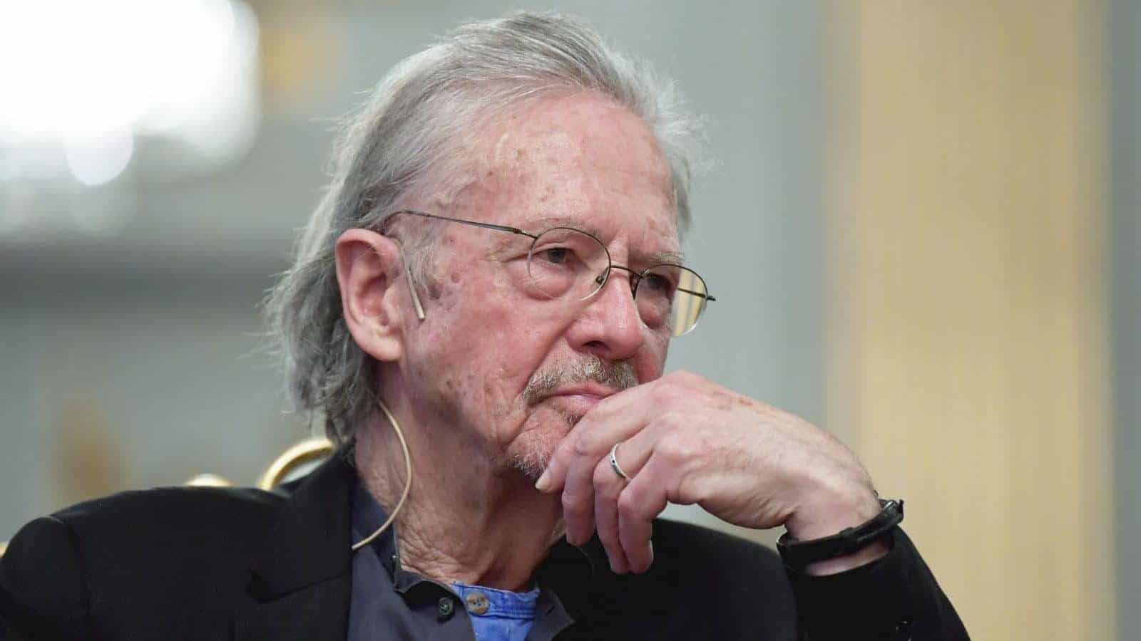 Why Peter Handke's Evasions Can't Evade the Truth | Balkan Insight