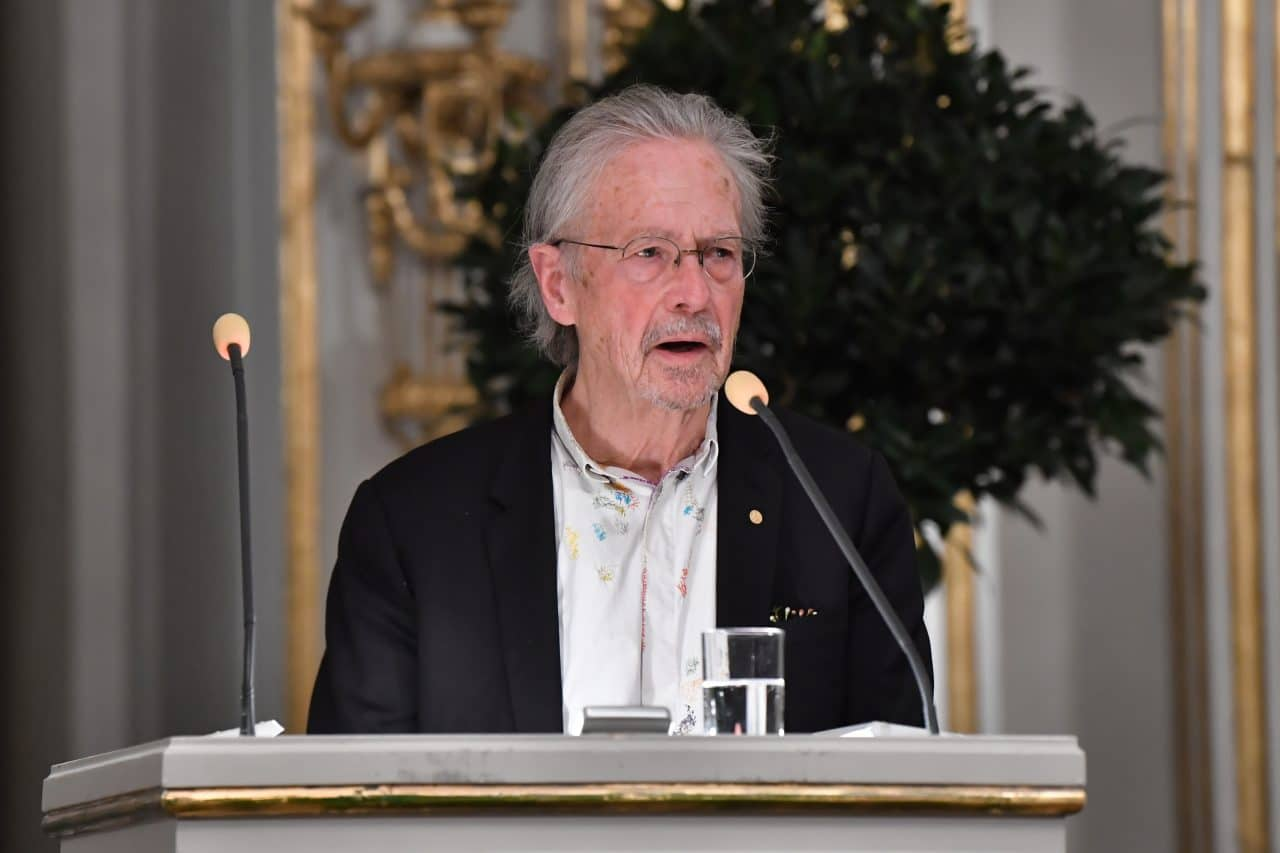Sarajevo officials: Nobel winner Handke not welcome in city