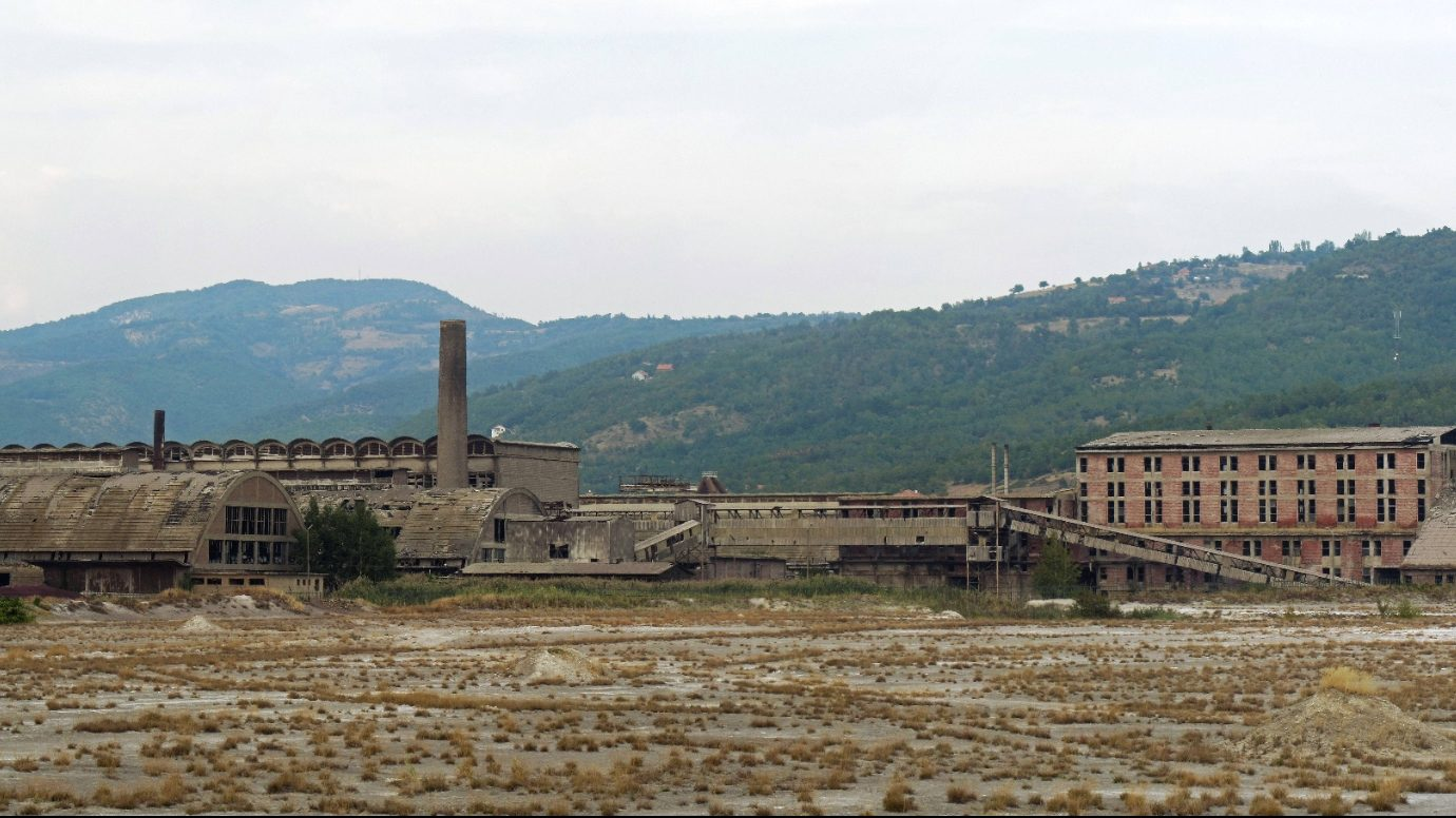 The English Legacy Behind the Revival of Kosovo Mines