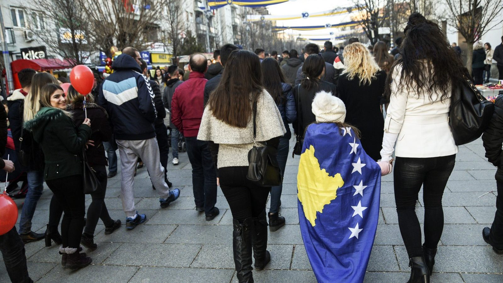Twelve Years In Dependence Leave Kosovo Facing Foggy Future