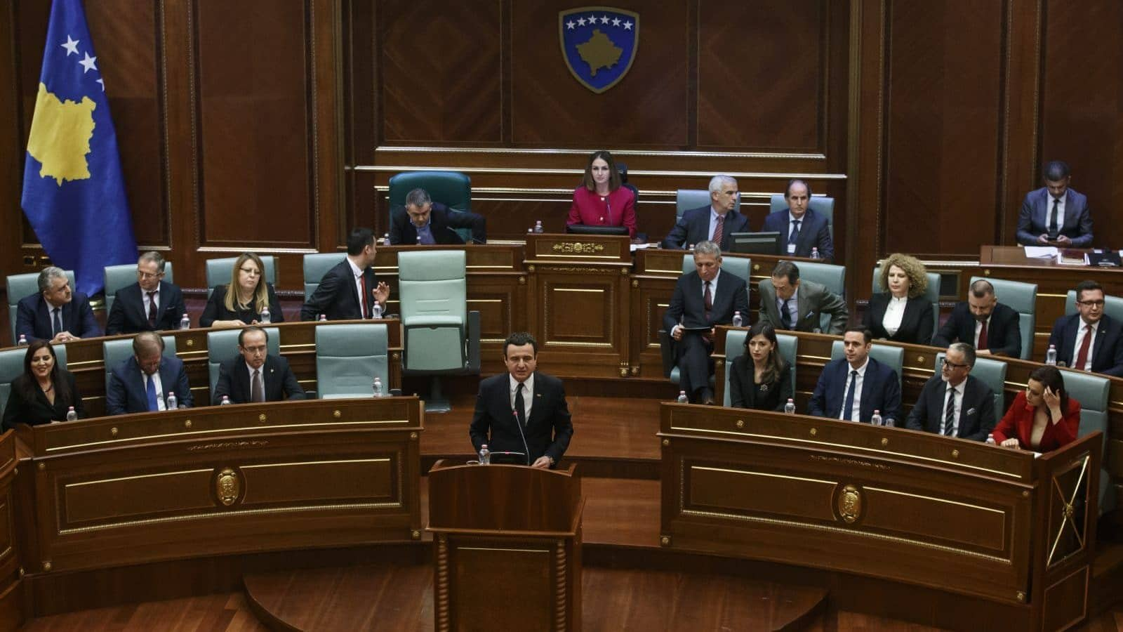 Kosovo Govt Defends New Reciprocity Measures Against Critics