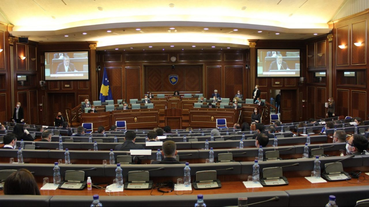 Kosovo govt toppled by no-confidence vote amid COVID-19 fight