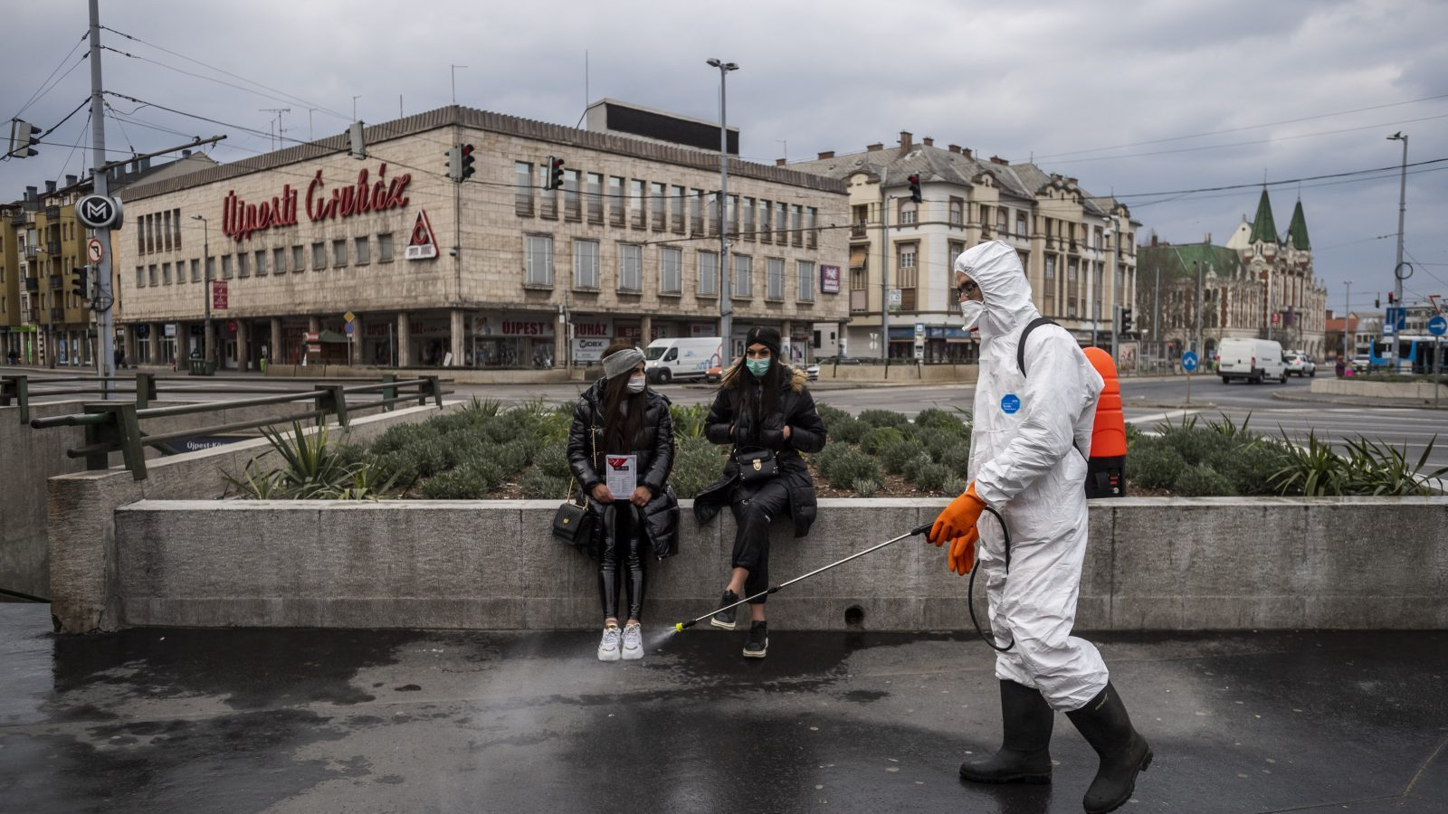 "Hungarian Coronavirus Bill Will Have ""Chilling Effect"" on Media ..."