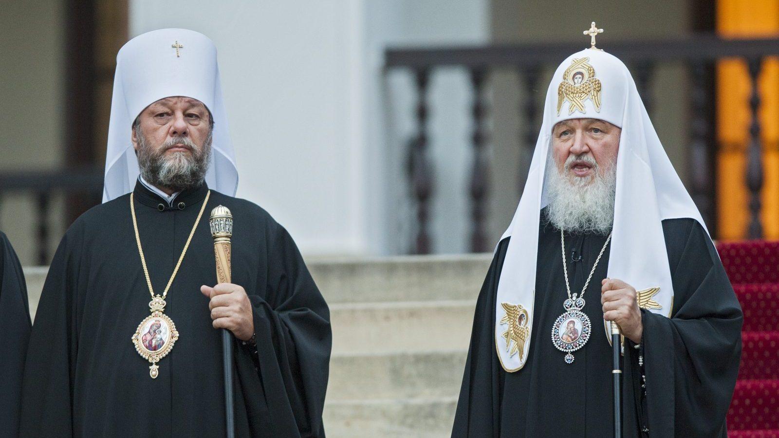 Moldovan Church Denounces COVID Vaccine as Anti-Christian Plot