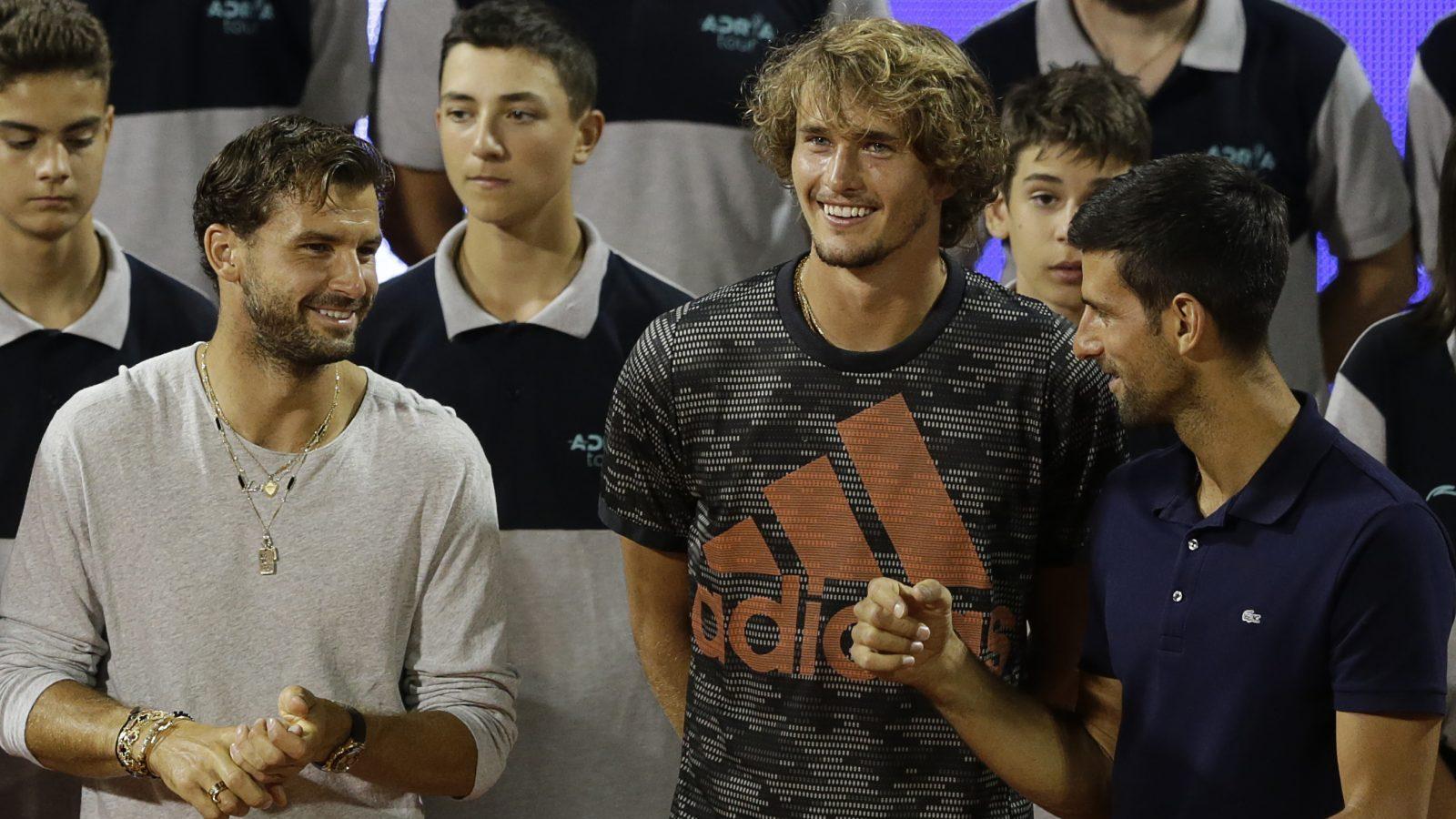 Tennis Star Dimitrov's COVID-19 Diagnosis Alarms Bulgarian ...