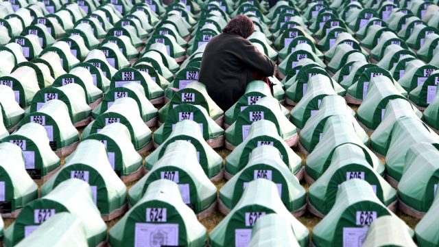 Bosnian Genocide Denial Ban Pleases Survivors, Angers Serbs