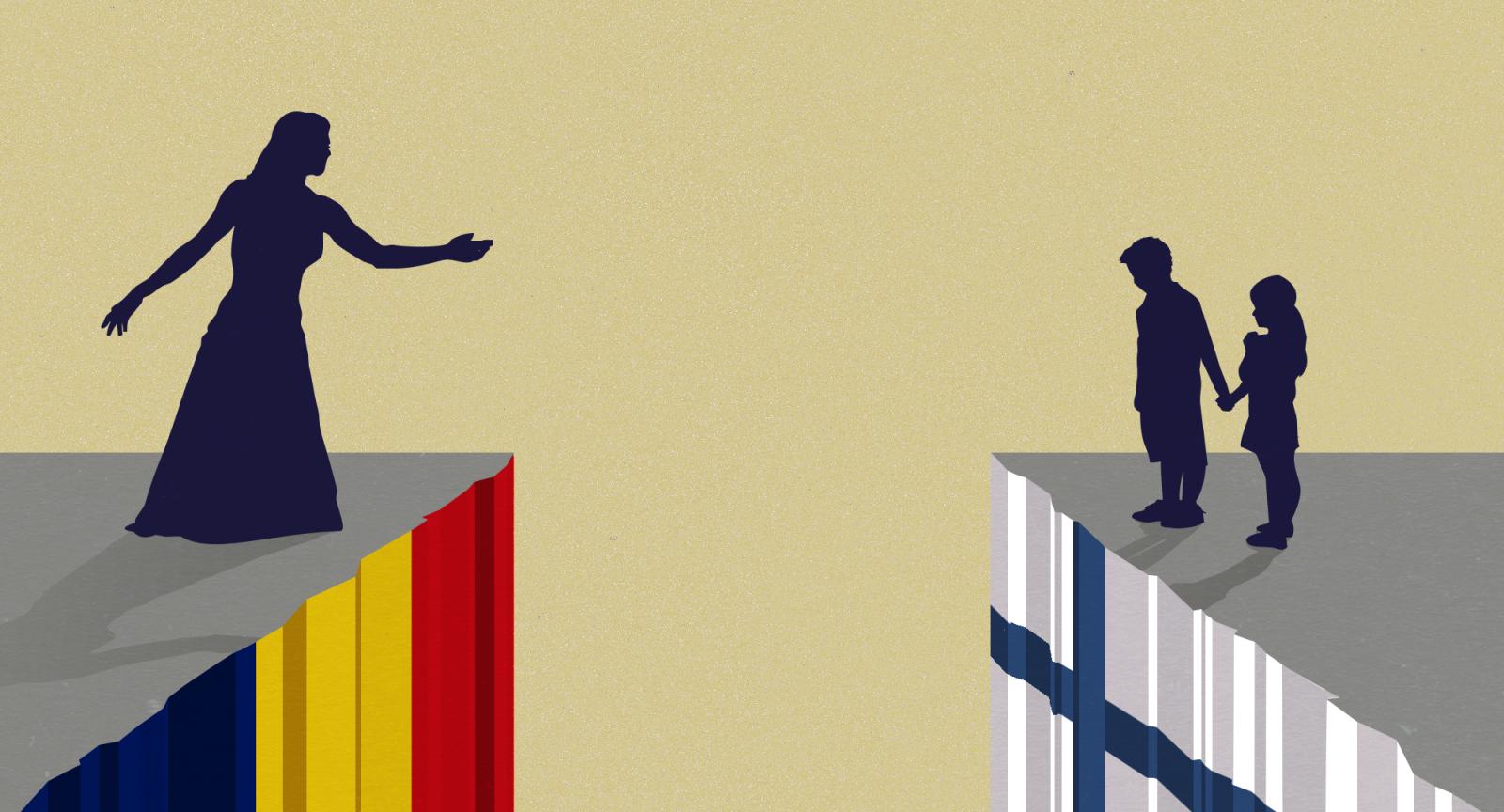 Mămică cu obligații vs. cu drepturi