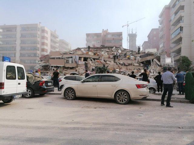 Powerful Earthquake Rocks Turkey's Aegean Coast