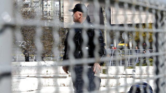 Bosnia Police Arrest War Crimes Suspect Sought by Croatia