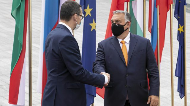 Democracy Digest: Poland and Hungary Refuse to Back Down over EU Veto