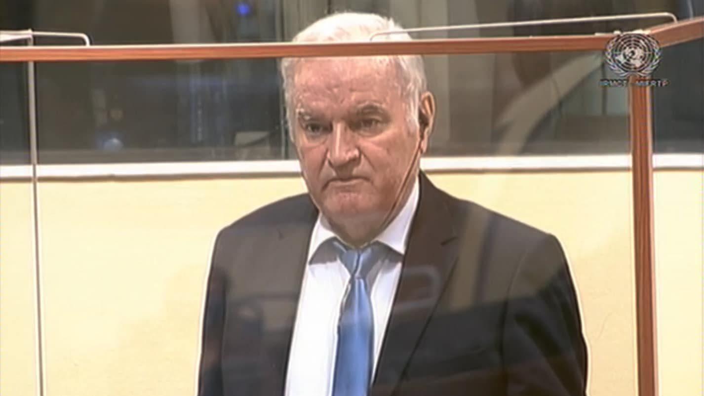 Presuda Ratku Mladiću u maju iduće godine | Balkan Insight