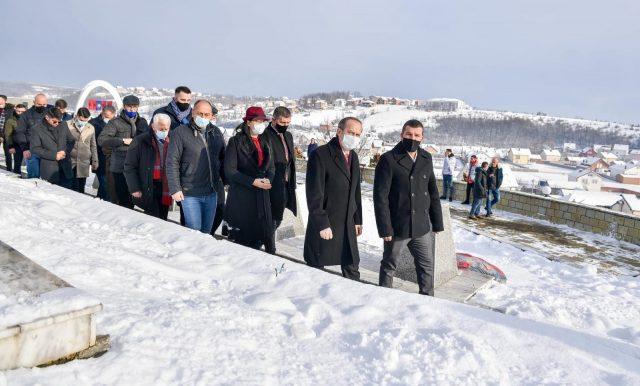 Kosovo Laments 'Delayed Justice' as Village Massacre Commemorated