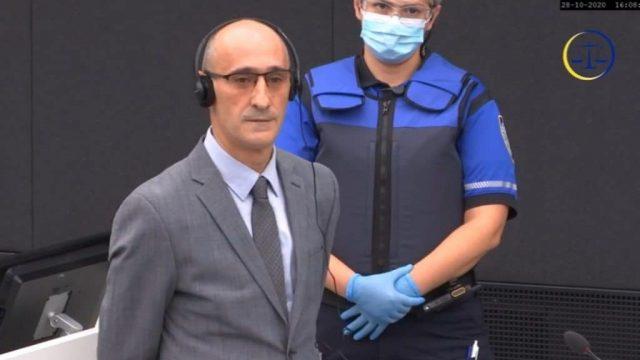 Hague Judge Extends Detention for Kosovo Ex-Commander