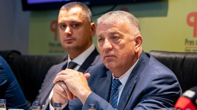 Montenegro Fires Top Policeman over Alleged Crime Links