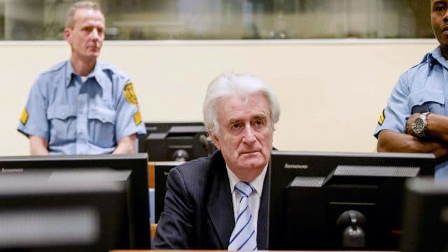 Bosnian Serb Parliament to Mull Revoking Honours for War Criminals