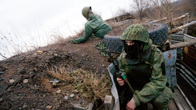 As Ukraine Conflict Intensifies, Serb Volunteers Prepare for Battle