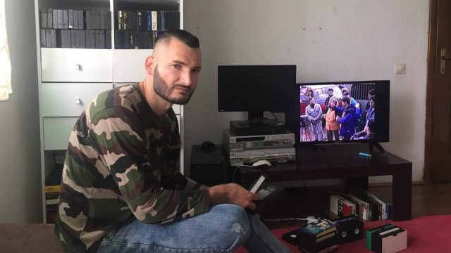 Kosovo War Video Collector Seeks to Preserve Evidence of Crimes