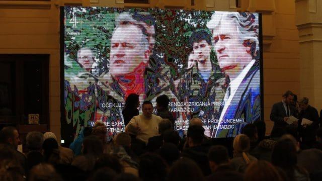 Bosnian Serbs Reject Call to Revoke War Criminals' Honours