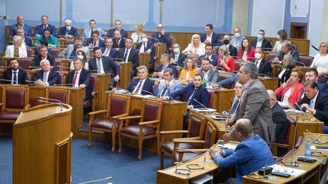Montenegro Govt in Crisis as Coalition Partner Announces Boycott
